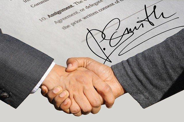 langfristiger-vertriebsvertrag