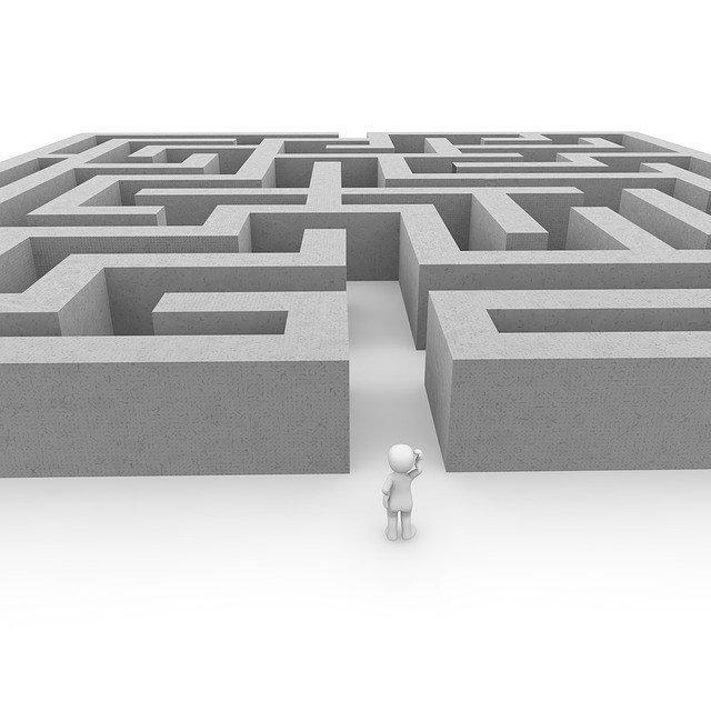 erp-system-verkaufen-labyrinth