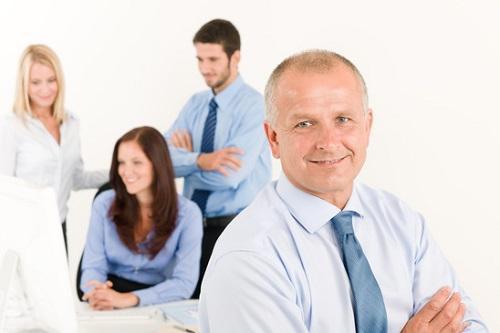 Sales Force Unternehmen für die IT-Branche